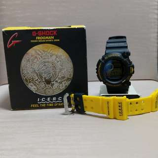 G-Shock 限量版 FROGMAN 潛水手錶 (GW20-4K-9)