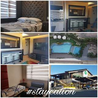 Staycation at 2BR Circulo Verde Condo