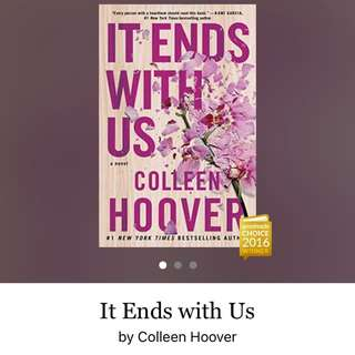 It Ends With Us