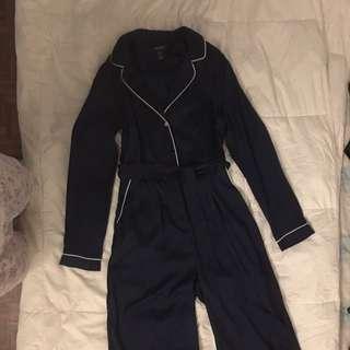 Overalls Dark Blue