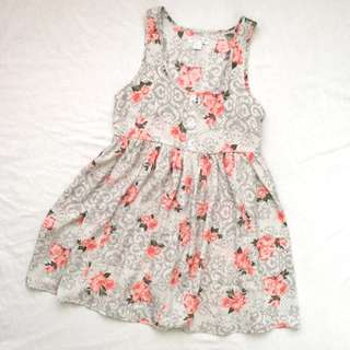 REPRICED!! Cotton On Floral Dress