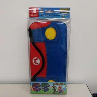 (Brand New) Nintendo Switch Quick Pouch Super Mario Collection - Mario