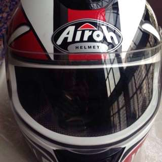 Fullface Helmet Airoh Integral Aster-X Wild Wolf