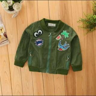 READY STOCK bomber jacket