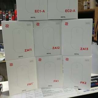 Benq Zowie White Series
