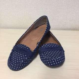 Polkadot Ruby Shoes