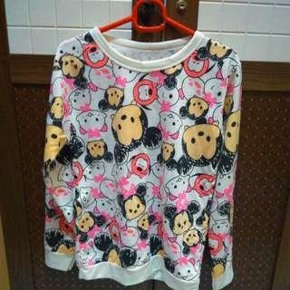 Mickey & Cats Sweater