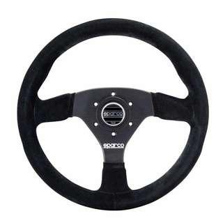 SPARCO R383 Steering Wheel (Suede)