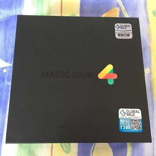 NILLKIN Magic Disk 4 Fast Wireless Charger (NEW) $300 (原價$359) 支援 iPhone X , 8 ,三星N8
