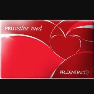 Prudential Medical Card