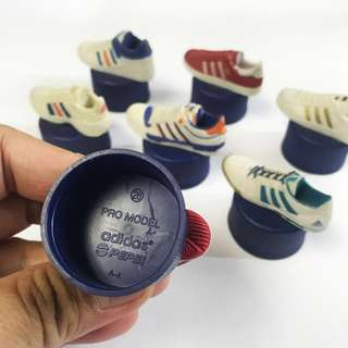 Pepsi Bottlecaps Adidas Collection