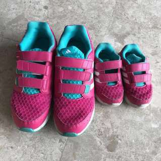 Adidas mommy daughter