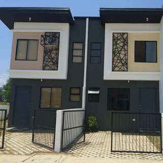 Finished turnover Townhouse at Tanza Cavite