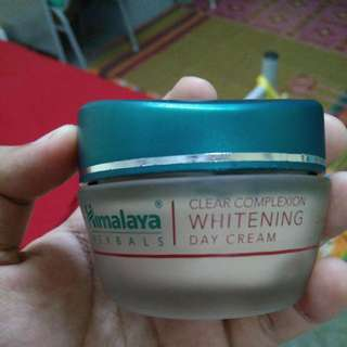 Cream Complexion Whitening Day Cream