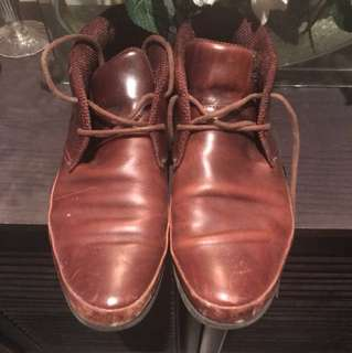 Paul Smith leather shoe