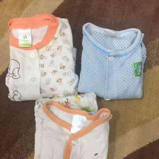 Baby nightwear set