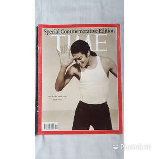TIME Magazine - Michael Jackson Special Commemorative Edition (1958 - 2009)