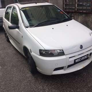 Want to Trade Fiat Punto Nouva