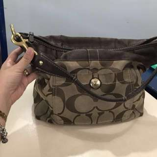 Preloved Coach Bag (free sf)