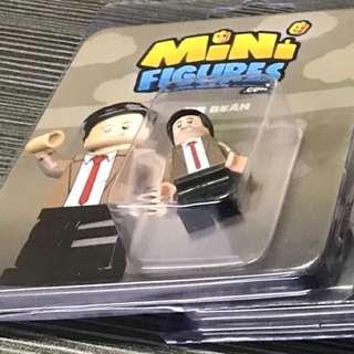 WTT Lego Original Custom Mr Bean