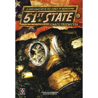 🚚 51st State Board Game