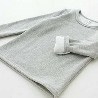 Boys' Thermal Long Sleeved Top
