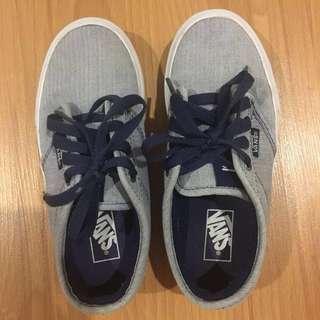 Vans sneakers blue