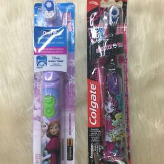 ‼️REPOST‼️‼️Battery operated girls toothbrush
