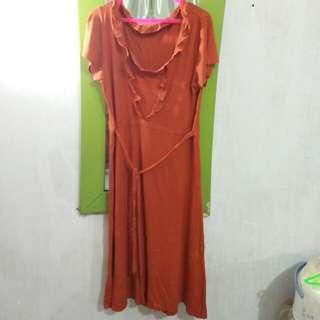 Dress bumil