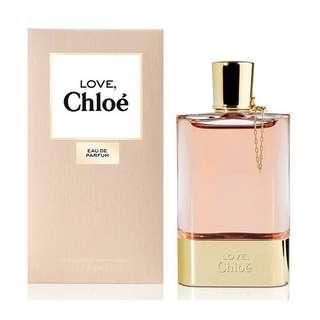 Chloe Love EDP for Women (30ml/50ml/75ml/Tester) Eau de Parfum