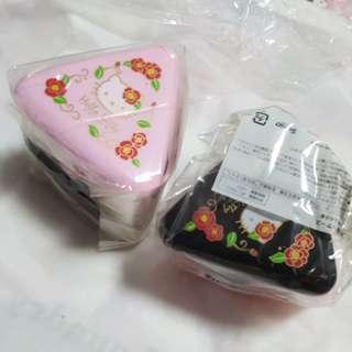 Hello Kitty Rice Cakes Boxes x 4