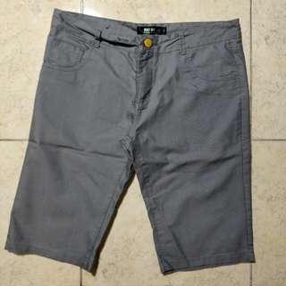 grey chino size 34