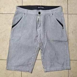 striped pants size M