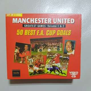 Manchester United vcd