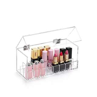 Brand New Large clear box for lipsticks