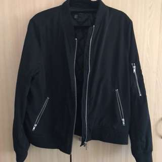 Forever New Bomber Jacket