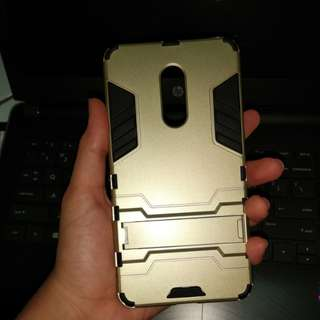 Xiaomi Redmi Note 4 Protection Casing Gold (Like New)