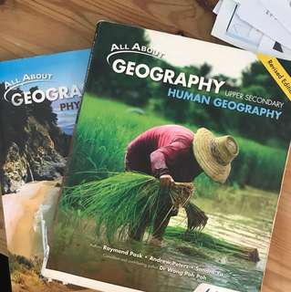 PURE GEOGRAPHY O LEVEL TEXTBOOK HUMAN AND PHYSICAL