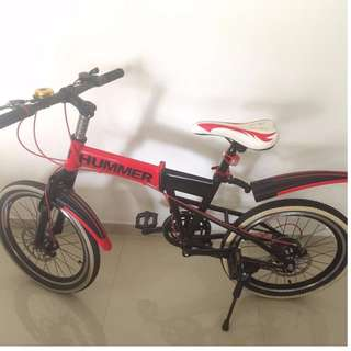 Folding Bicycle In very good condition