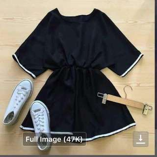 Korea Stlye Casual Dress