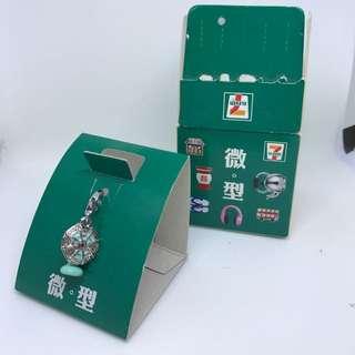 包郵 7-11 collection 微型懷舊吊飾 風扇 charms free shipping