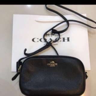 Authentic Coach sling bag crossbody bag