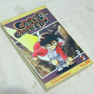Detective Conan Manga Volume 28