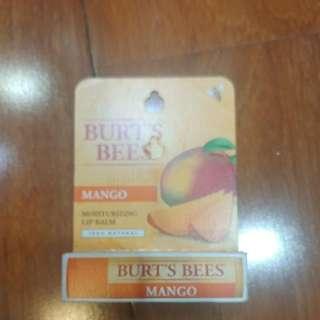 Burt's Bees Moisturizing Lip Balm Mango
