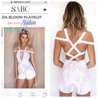 Saboskirt Playsuit & jumpsuit REDUCED PRICE