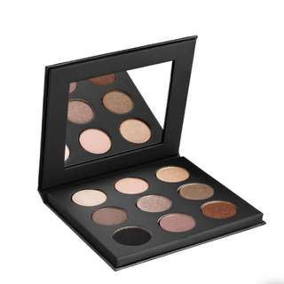 Make Up For Ever Artist Palette Volume1-Nudes 眼影盤 裸系列 日常妝 9色 預購