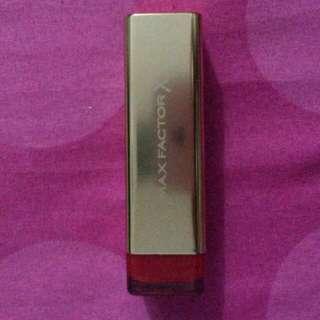 [NEW] Maxfactor Lipstick Free Ongkir Jabodatabek