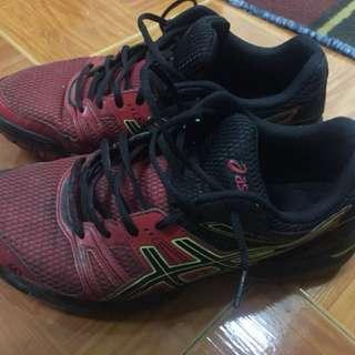 Asics gel rocket 7 badminton shoes