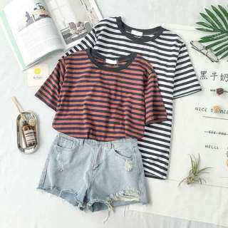 Comfy Stripe T