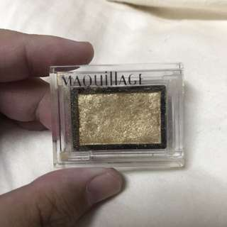 Authentic Shiseido Maquillage eyeshadow